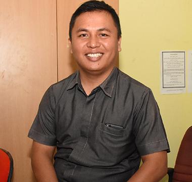 Babam Suryaman, S.Pd.I