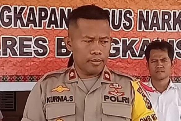 Waka Polres Bengkalis Kompol Kurnia Setyawan