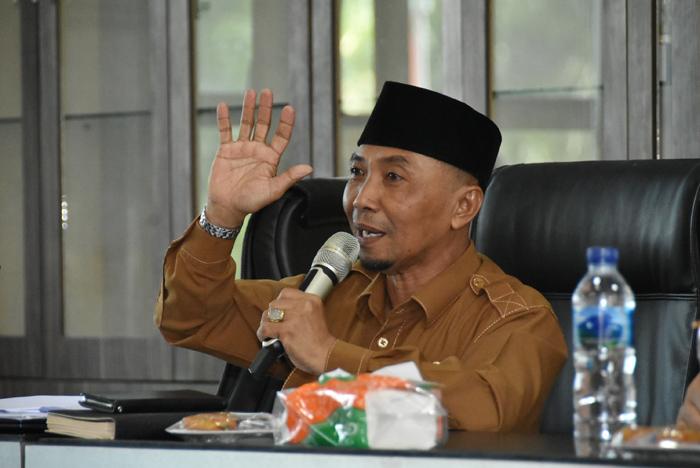 Kepala Bapenda, H Imam Hakim