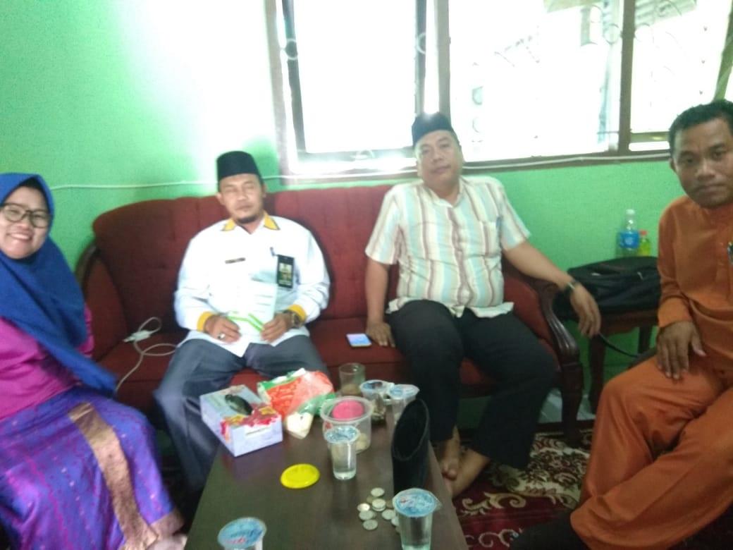 Rapat Tim Pengarah bersama Ketua MUI, H Amrizal menyusun tata tertib Musda.